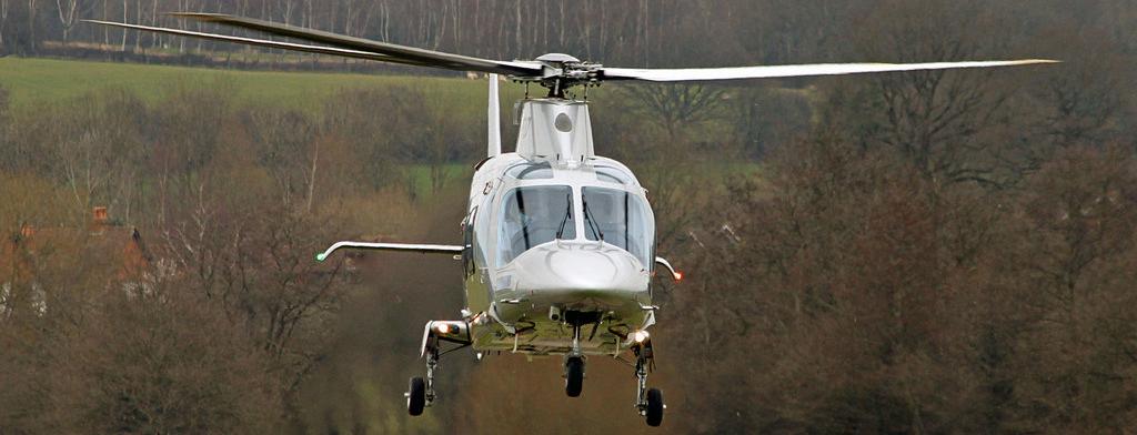 A109 landing
